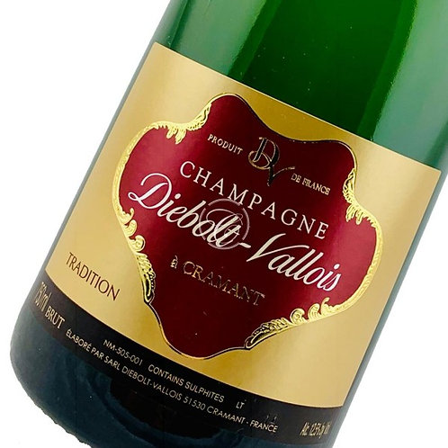Champagne Diebolt-Vallois tradition