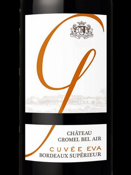 Château Grommel Bel-Air Bordeaux Supérieur 2016