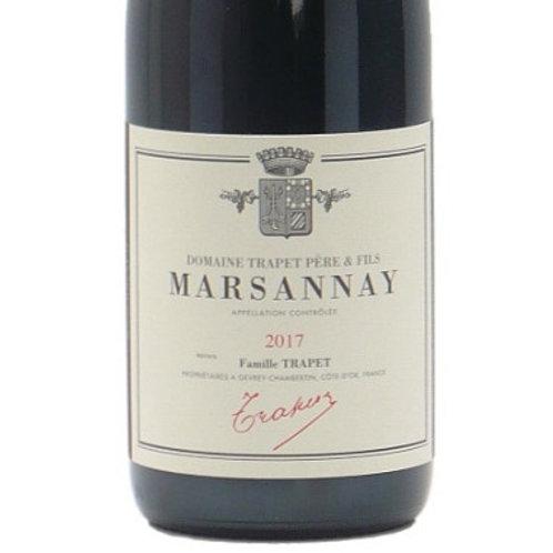Marsannay 2017 du Domaine Trapet