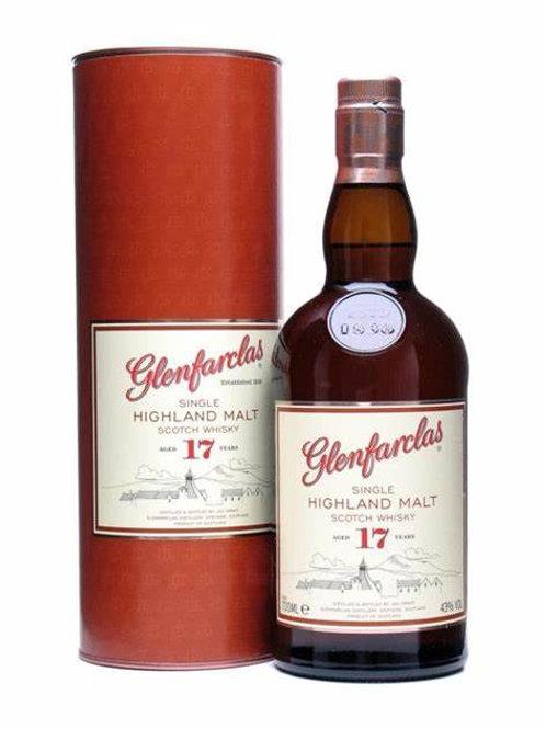 Glenfarclas 17 ans