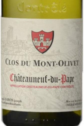 Châteauneuf du Pâpe blanc Clos du Mont-Olivet