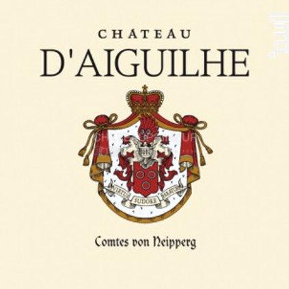 Seigneur d'Aiguilhe 2015