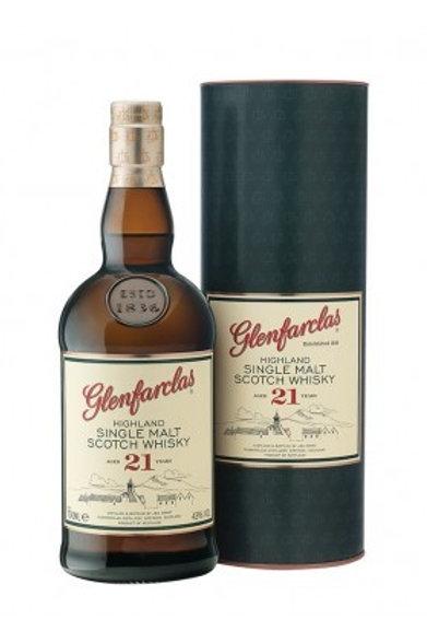 Glenfarclas 21 ans