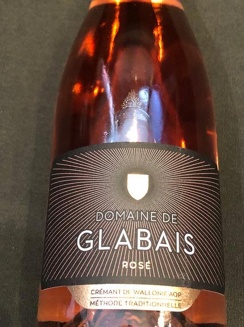 Domaine de Glabais, Crémant de Wallonie rosé