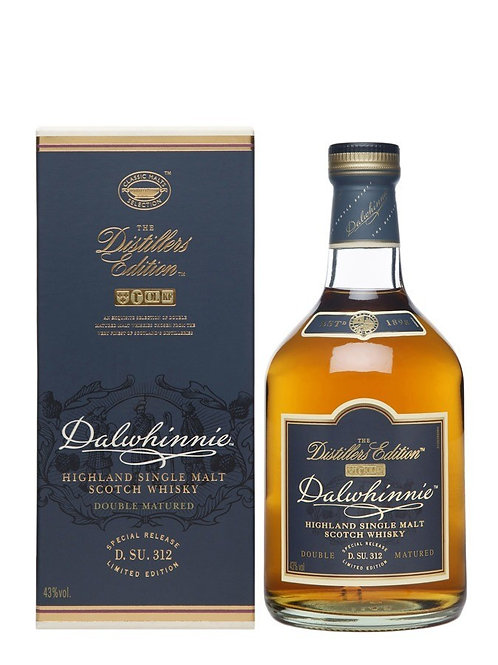 DALWHINNIE DISTILLERS EDITION 43%