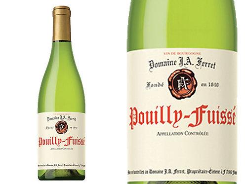 Pouilly Fuissé  Domaine Ferret