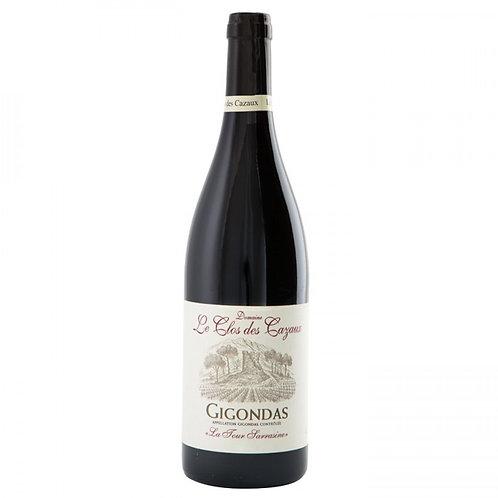 Gigondas Clos des Cazaux Tour Sarrazine