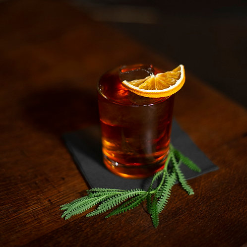 Cocktail Jalousy Negroni
