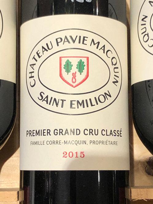Château Pavie-Macquin Saint Emilion