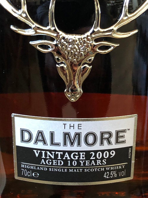 The Dalmore Vintage 2009