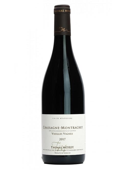 Chassagne Montrachet de Thomas Morey rouge
