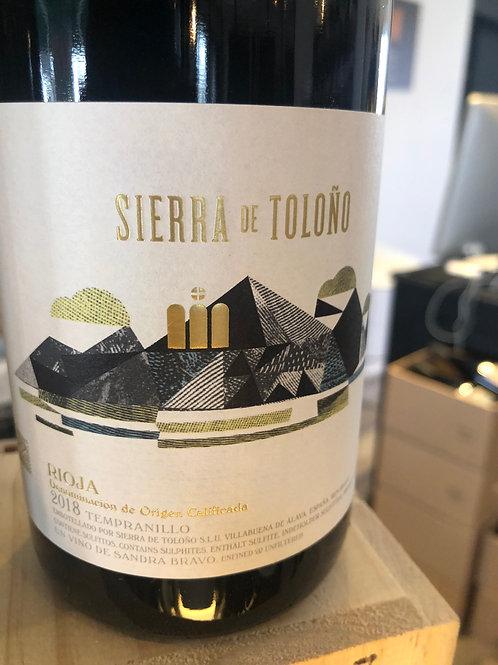 Sierra de Tolono Rioja