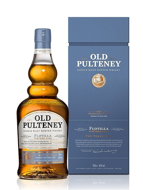 OLD PULTENEY 2008 Flotilla 46%