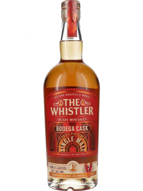 The Whistler bodega cask