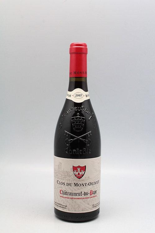 Châteauneuf du Pâpe Clos du Mont-Olivet 2007