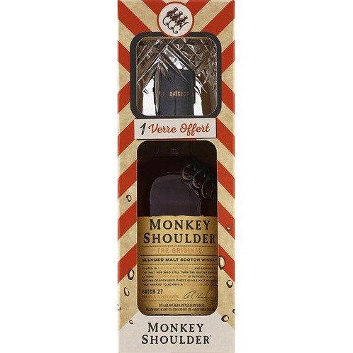 Monkey Shoulder (avec verre)