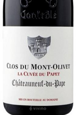 Châteauneuf du Pâpe Clos du Mont-Olivet Cuvée du papet