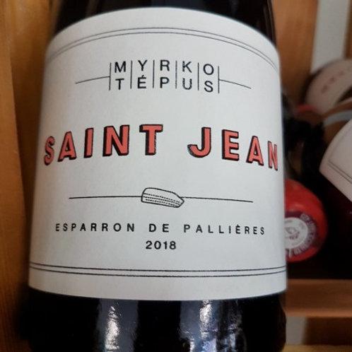 Saint-Jean de Mirko Tepus