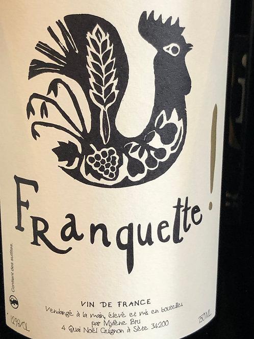 Franquette Domaine Mylène Bru