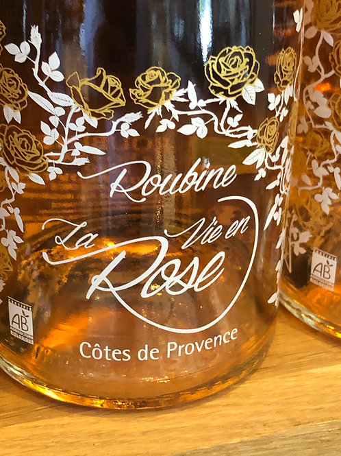 La Vie en rose de Roubine