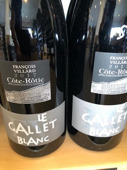 Côte-Rotie Le Gallet blanc de François Villard