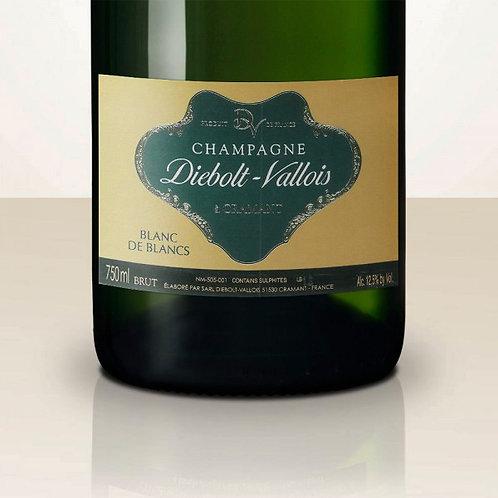 Champagne Diebolt-Vallois blanc de blancs