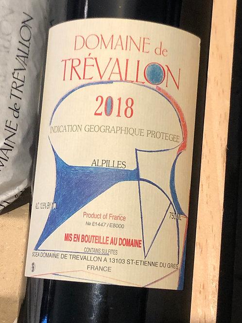Trévallon 2018