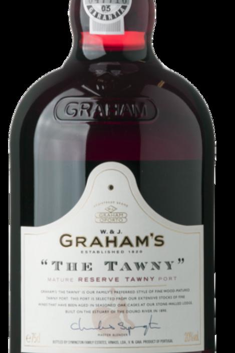 Porto Graham Tawny reserve