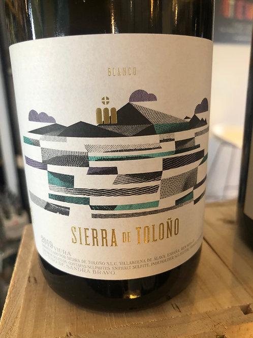 Sierra de Tolono Rioja blanc