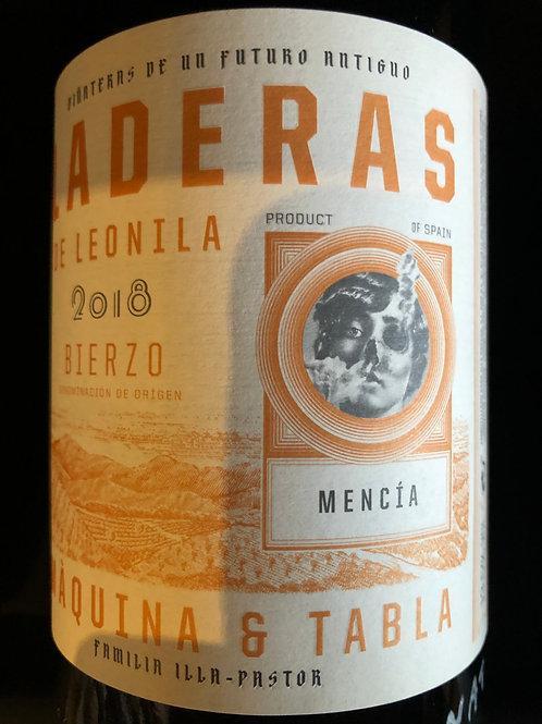 Laderas de Leonila en Bierzo de Maquina & Tabla