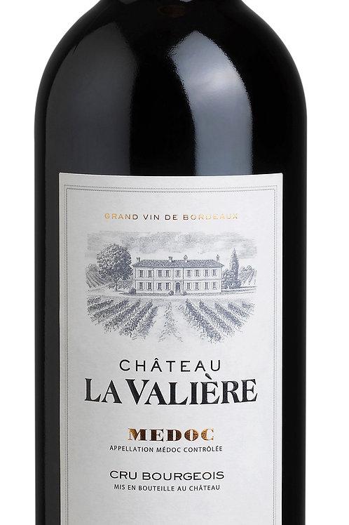 Château La Valière Medoc 2015
