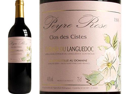 Clos des Cistes du Domaine Peyre Rose