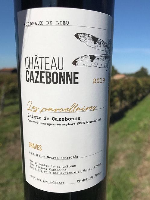 Graves Château de Cazebonne cabernet sauvignon Amphore