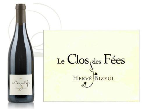 Clos des Fées, Domaine Clos des Fées, Côtes du Roussillon Villages
