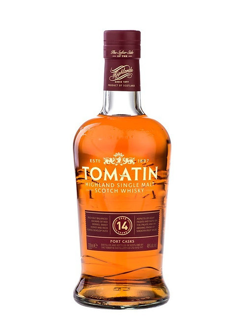 TOMATIN 14 ans PortWood 46%