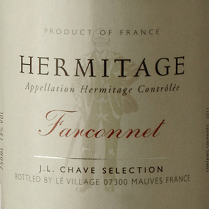 Hermitage Farconnet  Chave 2015