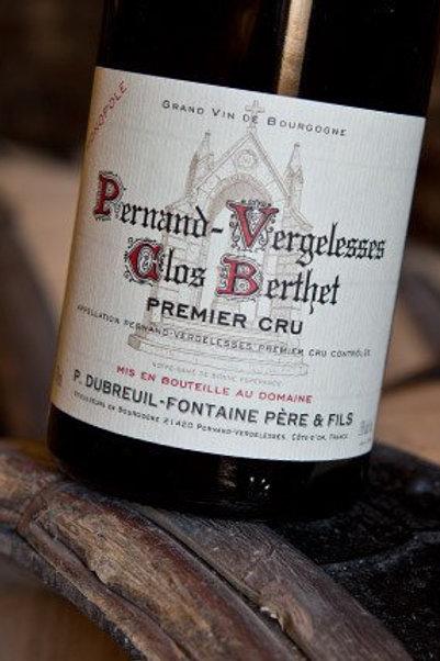 Pernand-Vergeles Clos Berhet Dubreuil-Fontaine