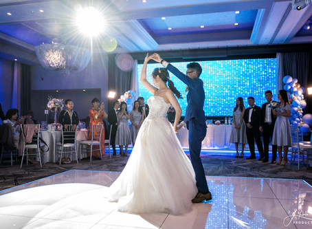 Wedding @ Legacy Ballroom and Lounge