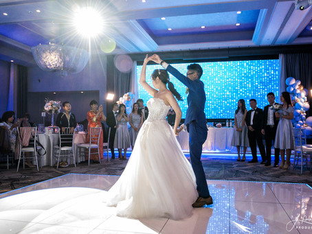 Wedding @ Legacy Ballroom and Lounge