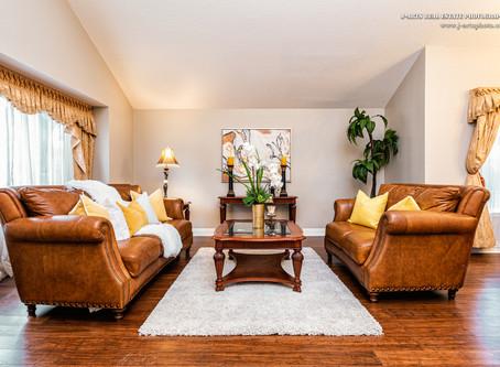 Real Estate Shoot: Walnut Listing