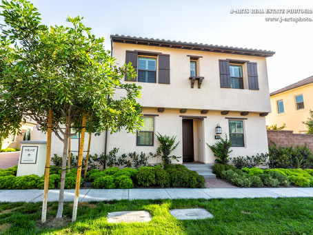 Real Estate Shoot : Airbnb home, Irvine