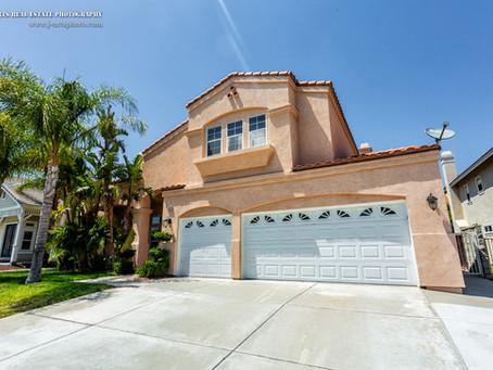 Real Estate Shoot : Rancho Cucamonga Listing