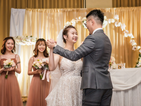 Jia Yu & Julian's wedding review