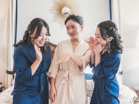 Rikki & Wesley Wedding Review