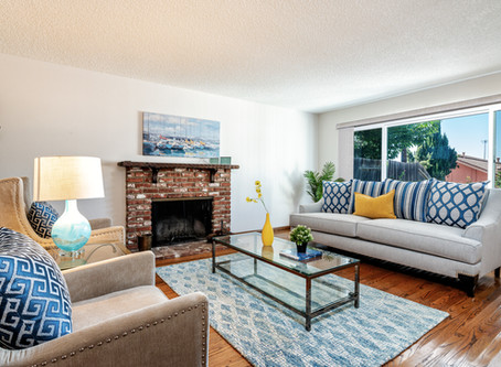Real Estate Shoot: Rowland Heights Listing