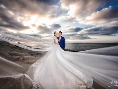 San Diego pre-wedding session