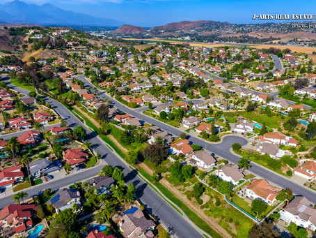 Real Estate Property : Chino Hills