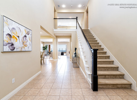 Real Estate Shoot: Brea Listing