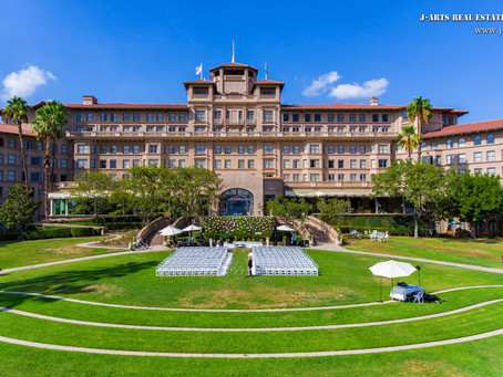 Commercial Shoot : The Langham Huntington, Pasadena