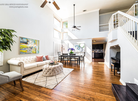Real Estate Shoot: Chino Hills Listing